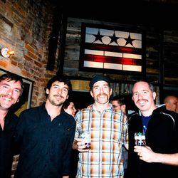 The Boundary Stone Movember team.