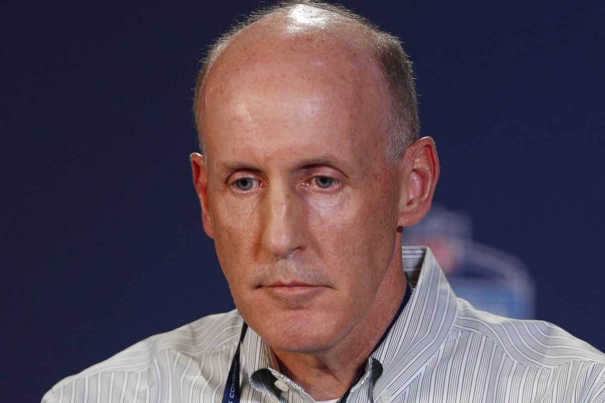 Miami Dolphins head coach Joe Philbin shows his excitement of our scouting reports of the Phinsider staff.