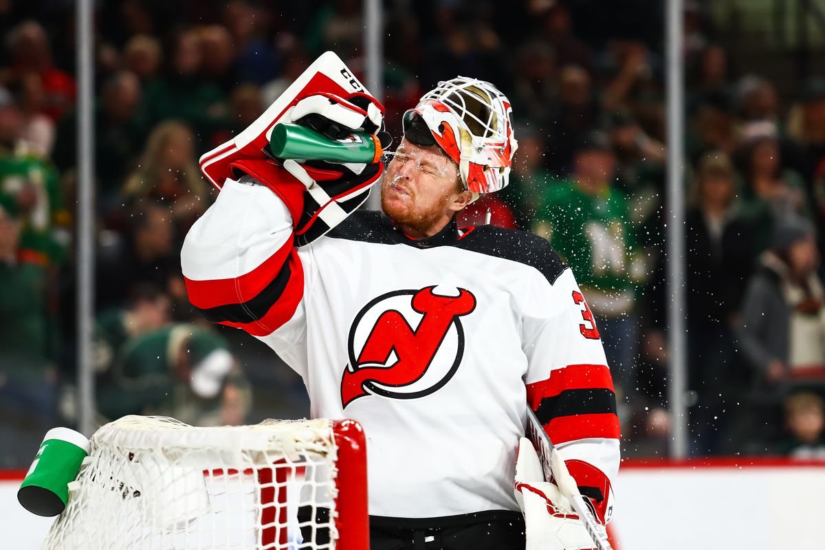 half off b7195 d130a Schneider & Hischier Secure Comeback OT Win for NJ Devils ...