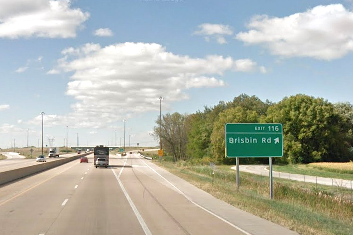 A man died in a crash May 5, 2020, on I-80 near Morris.