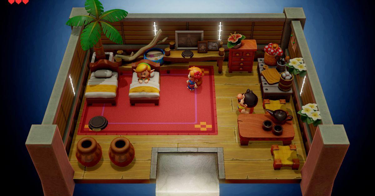 Link's Awakening is truly the most devastating Zelda game