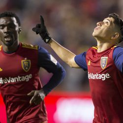 Real Salt Lake's attacking play isn't at level Mike Petke expects ...