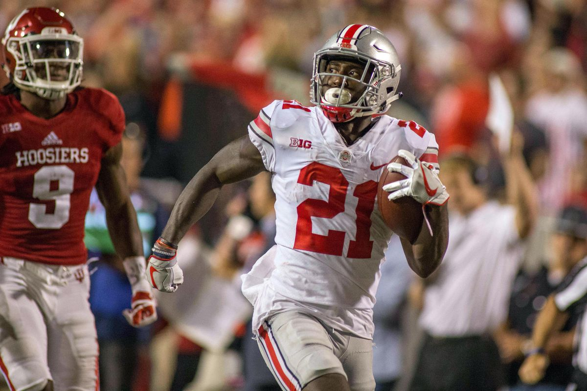best cheap 4a0a4 c7cd1 NCAA Football  Ohio State at Indiana