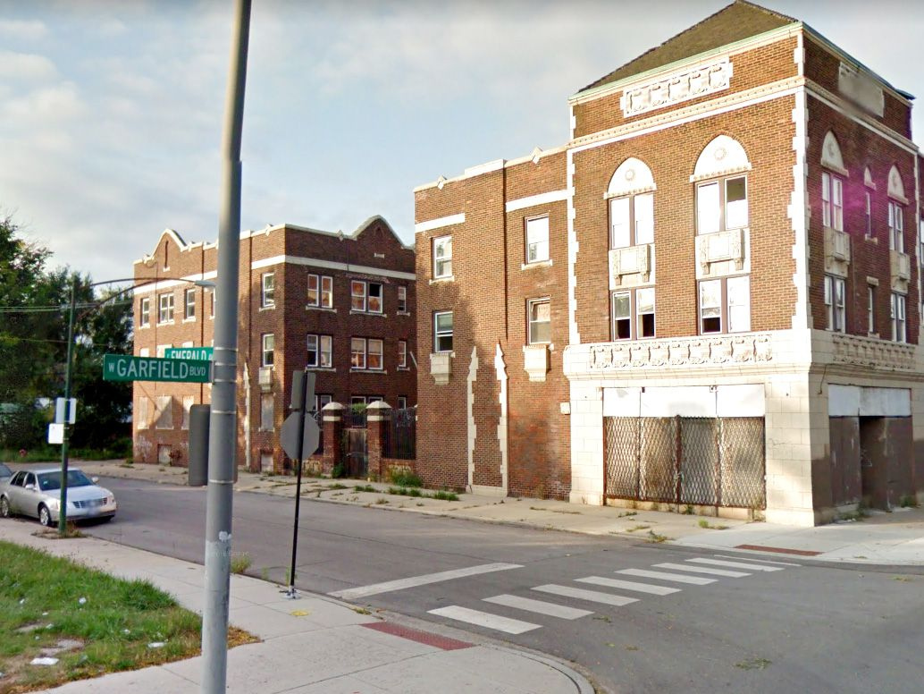A man was shot early Friday in the 5500 block of South Emerald in Englewood. | Google Maps
