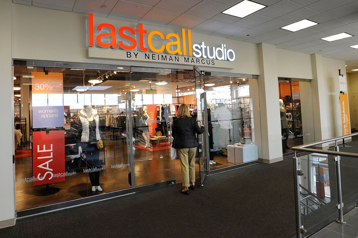 f68a814f8f There's no other option for me because I wouldn't go to regular department  stores and spend tons of money, and these outlet stores have better variety  and ...