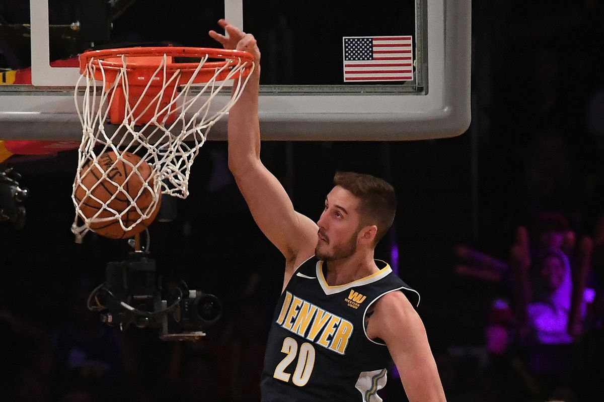 Could the Kings benefit from Tyler Lydon's shooting?