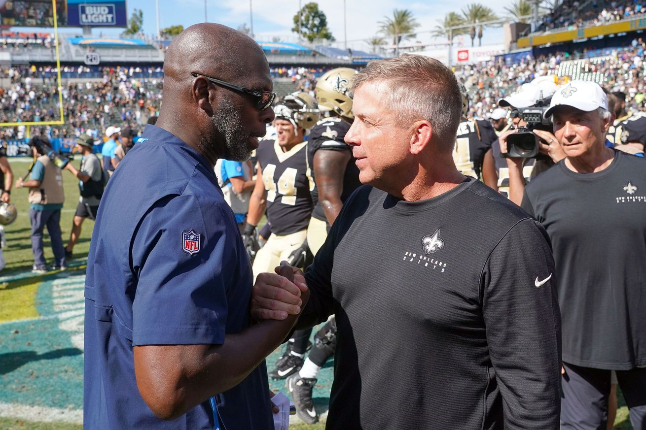 New Orleans Saints vs Los Angeles Chargers