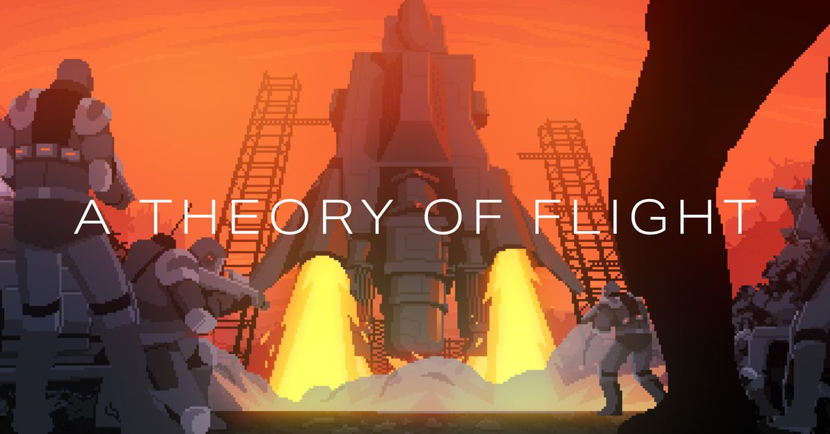 """QnA VBage An open-source rocket could reshape society in """"A Theory of Flight"""""""