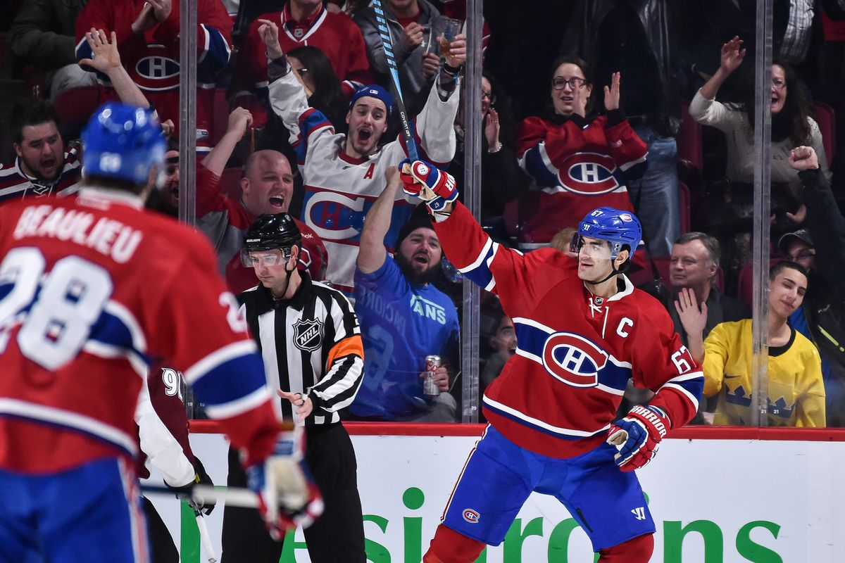 NHL scores 2016  Canadiens prove scoring a non-issue with 10-goal outburst 0c895102a