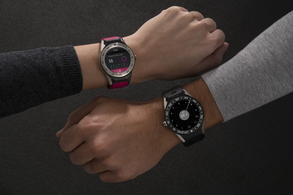 best website 79922 37239 Tag Heuer's latest smartwatch is smaller and features customizable ...