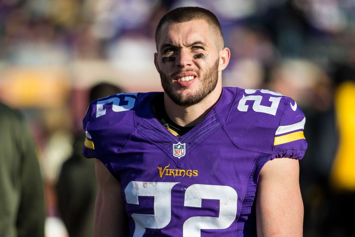 Vikings Injury Report Harrison Smith Anthony Barr Out For