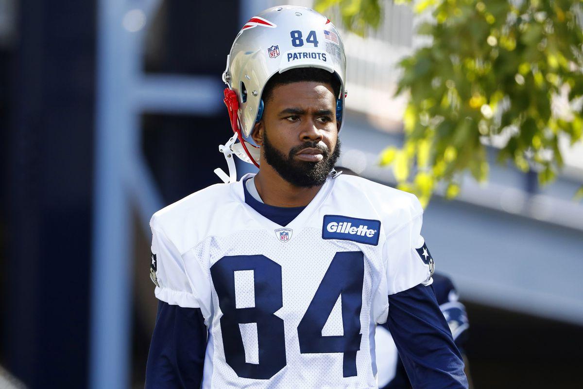 40af98c272c6 New England Patriots links 8 02 16 - Fighting for position  Best camp  battles at wide receiver