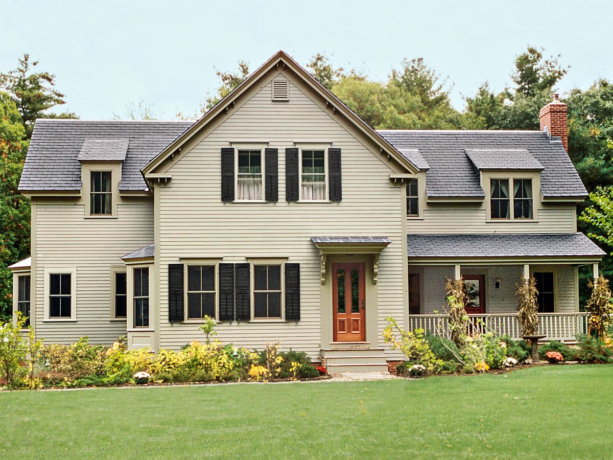 Billerica house exterior shot