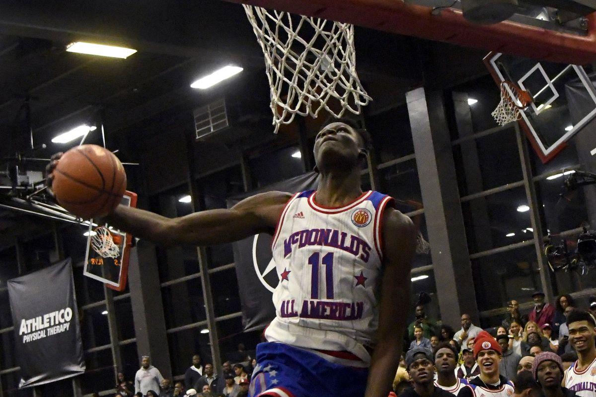 Kentucky Basketball Recruiting In 2017 Class: 2017 Texas Basketball Recruiting: Longhorn Class Ranked #4