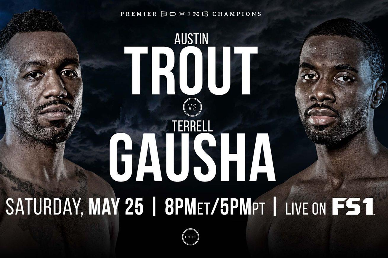 05.25 Web.0 - Preview: Trout vs Gausha