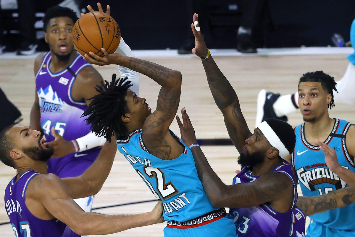 Utah Jazz vs Memphis Grizzlies (მიმოხილვა)