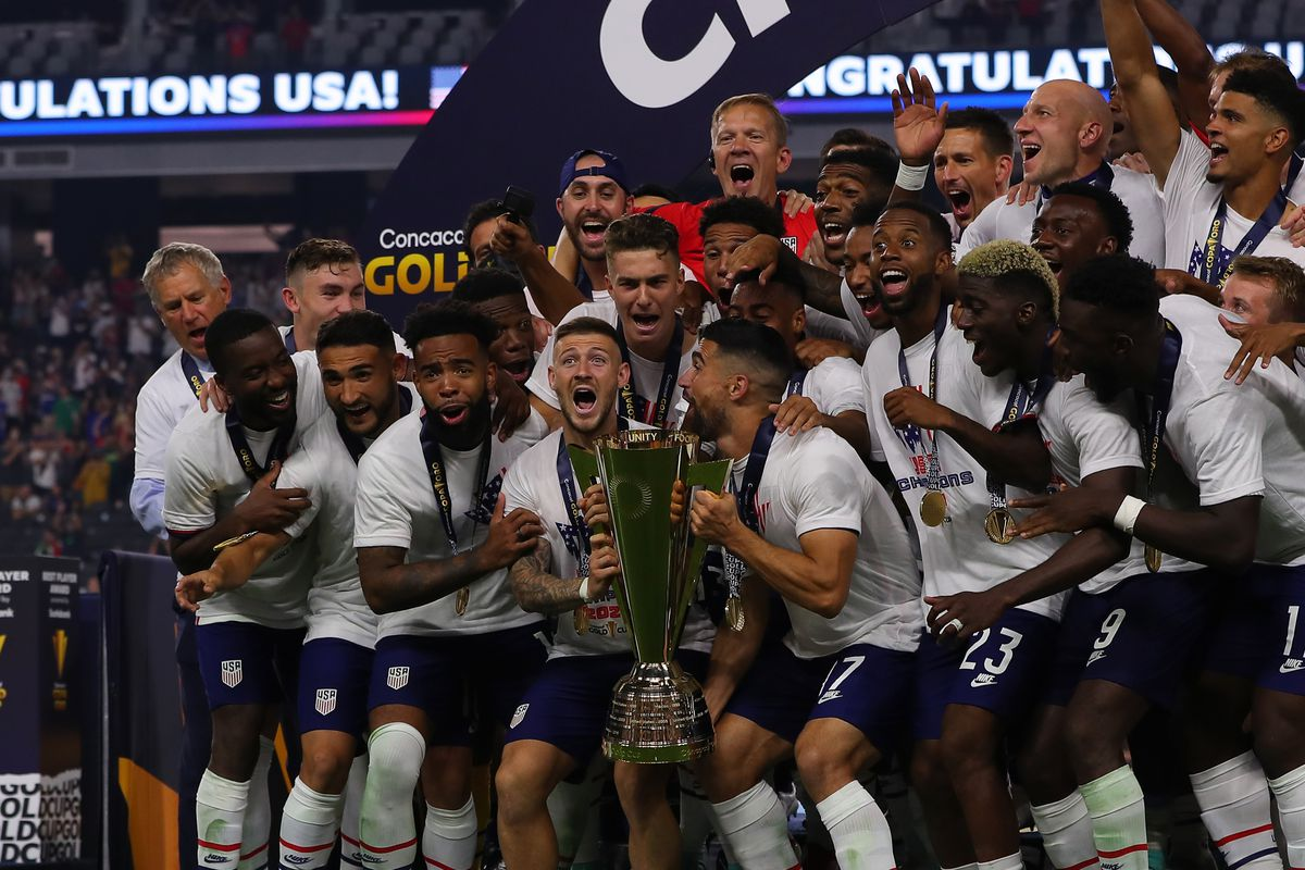 United States v Mexico: Final - 2021 CONCACAF Gold Cup