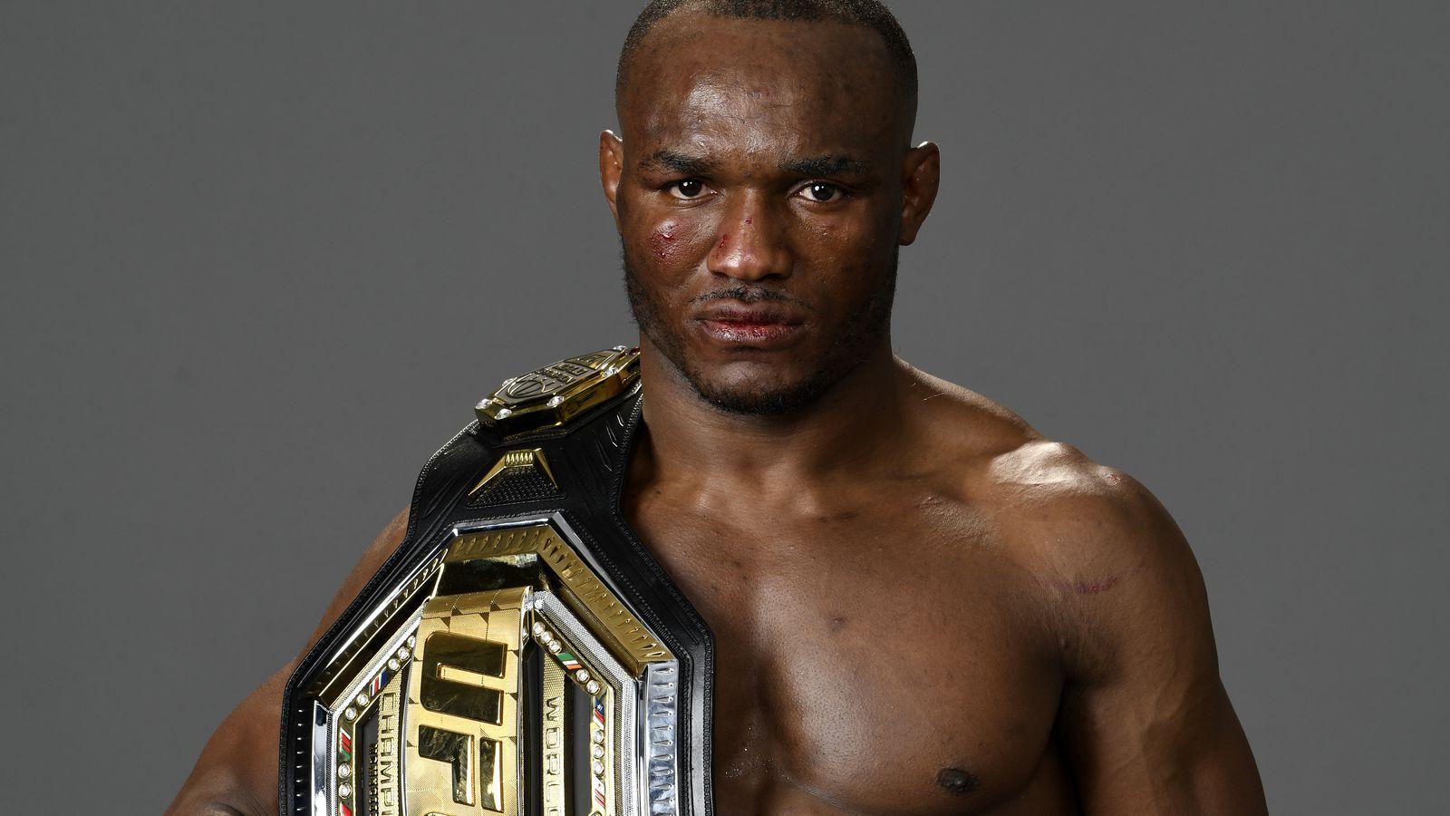 UFC 258: 'Usman vs Burns' promo - 'It isn't personal, just business' | Video - MMA Mania