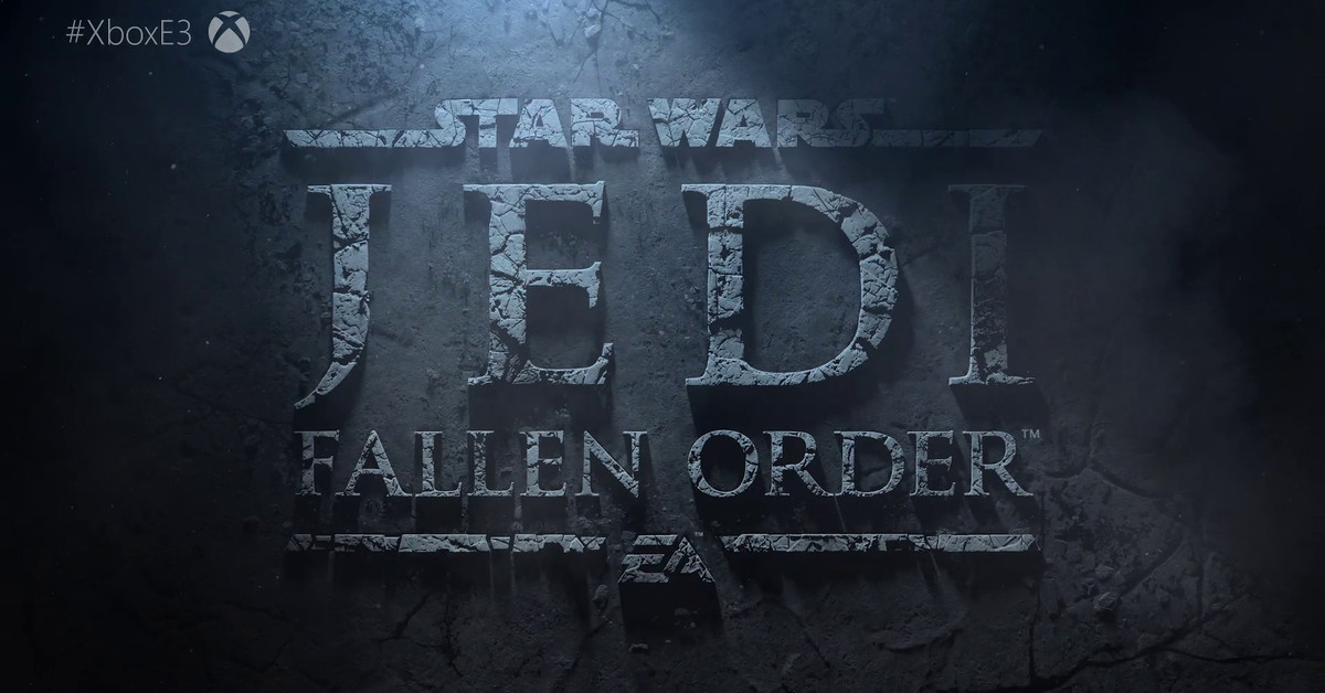 Star Wars Jedi: Fallen Order is back with a second all-new E3 trailer