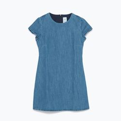 Denim dress, $39.99 (was $59.90)