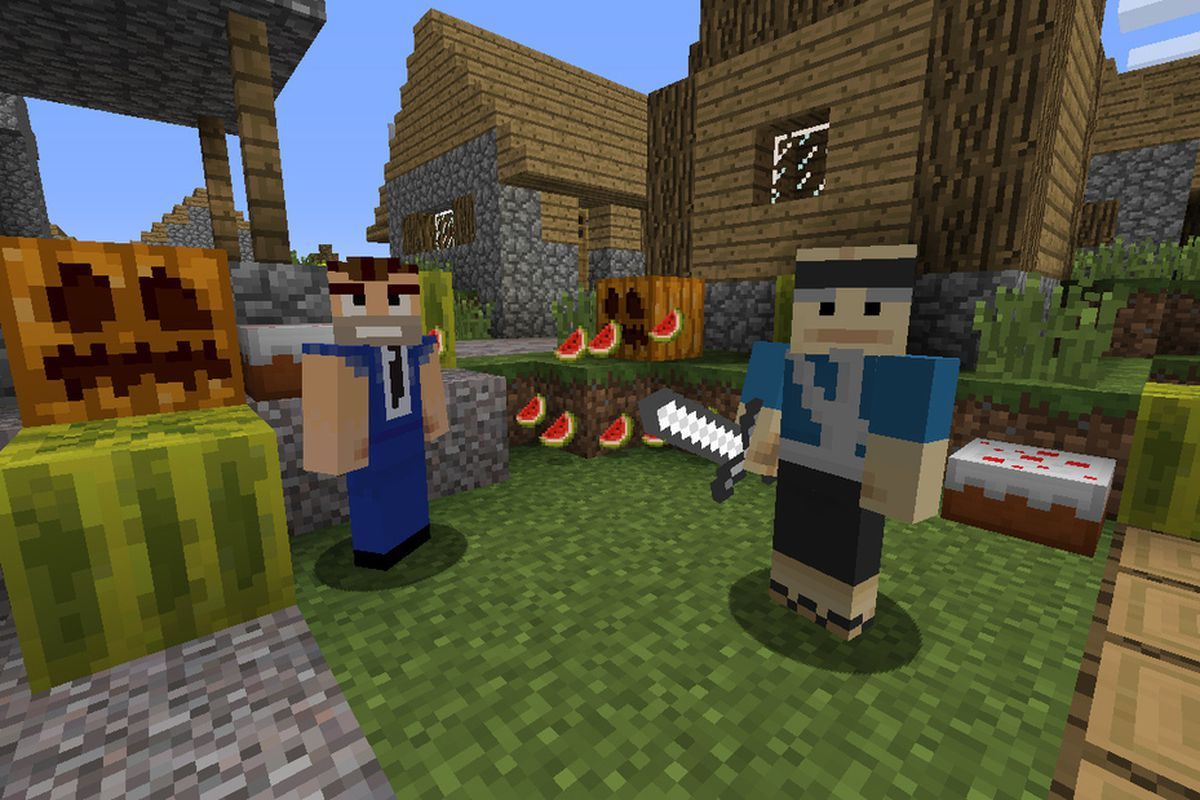 Minecraft: Xbox One Edition could load Xbox 360 saves - Polygon