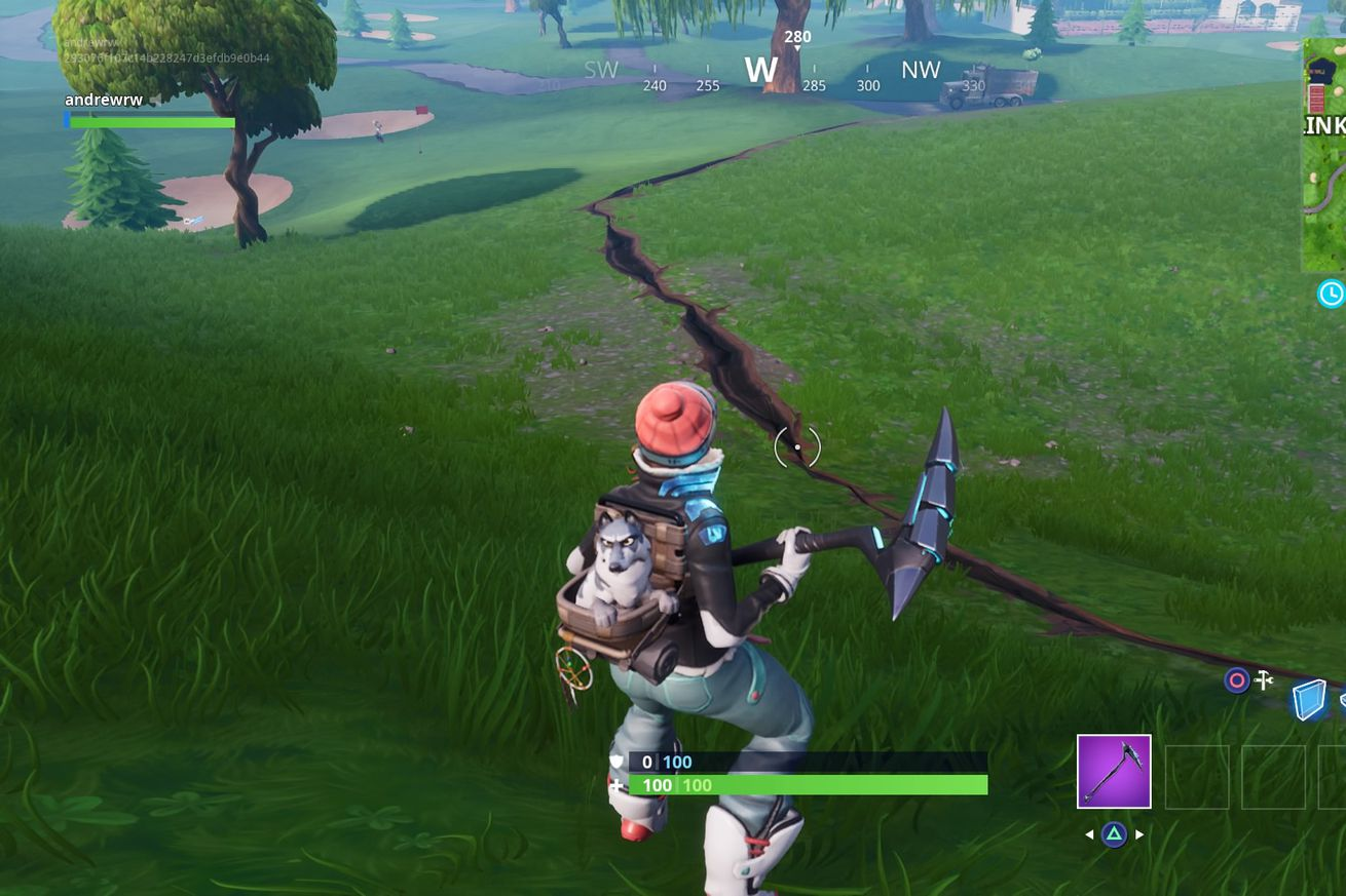 sony turned on cross play as an opt in beta for fortnite on the ps4 last fall but the latest v8 10 patch for the popular battle royale game is making it - fortnite share play