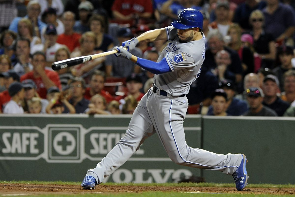 Eric Hosmer tops the list of the best potential buy-low players in keeper leagues.  Bob DeChiara-US PRESSWIRE