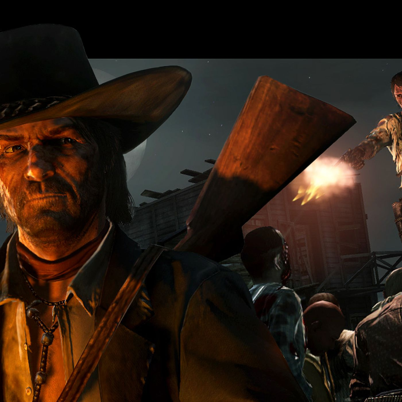 Red Dead Redemption S Undead Nightmare Was More Than A Trendy
