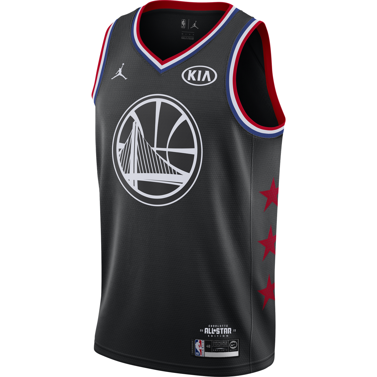 Stephen Curry 2019 All-Star Game Nike Swingman Jersey for  119.99 Fanatics d3d6939ea