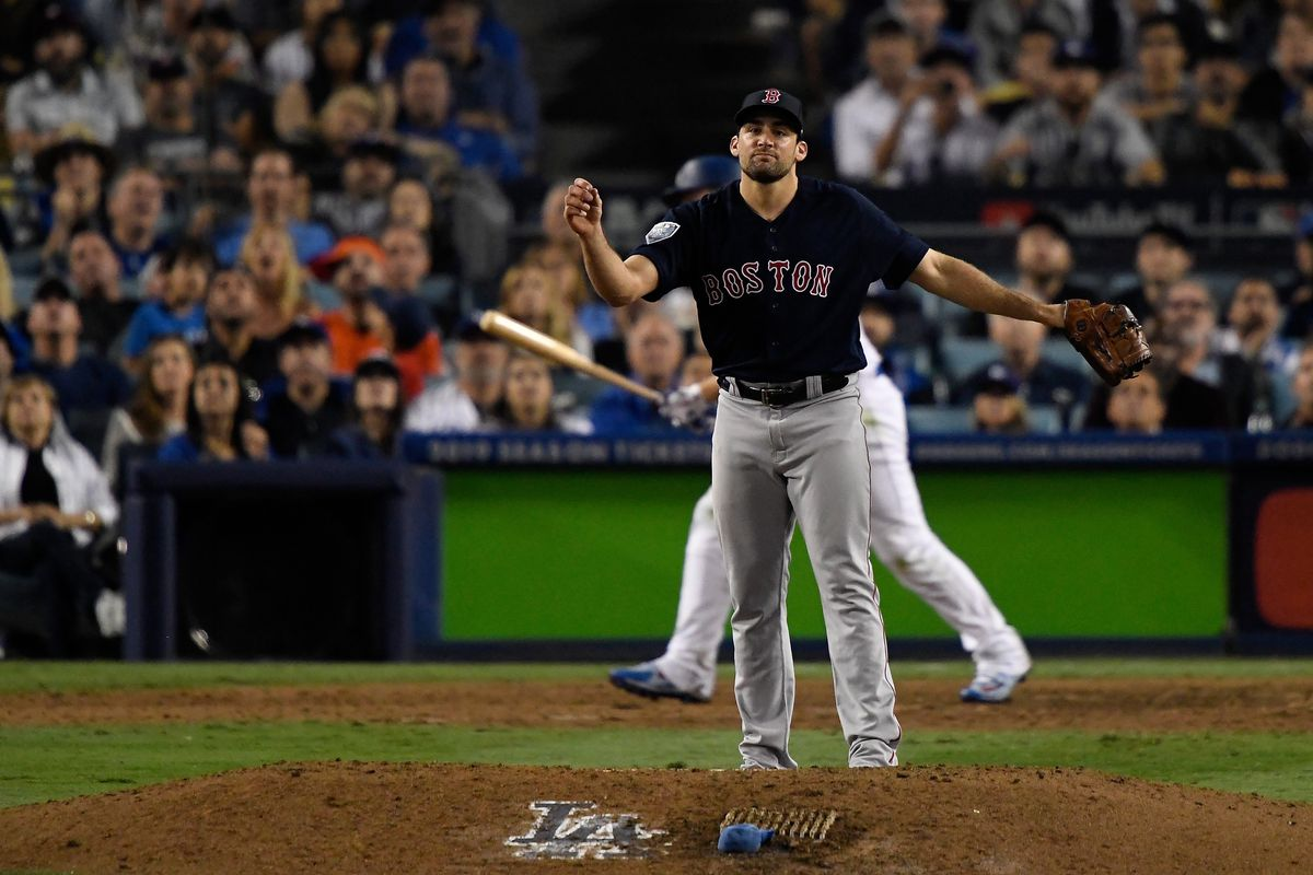 c675897b966727 World Series 2018: Red Sox pitched Nathan Eovaldi, so now what in ...