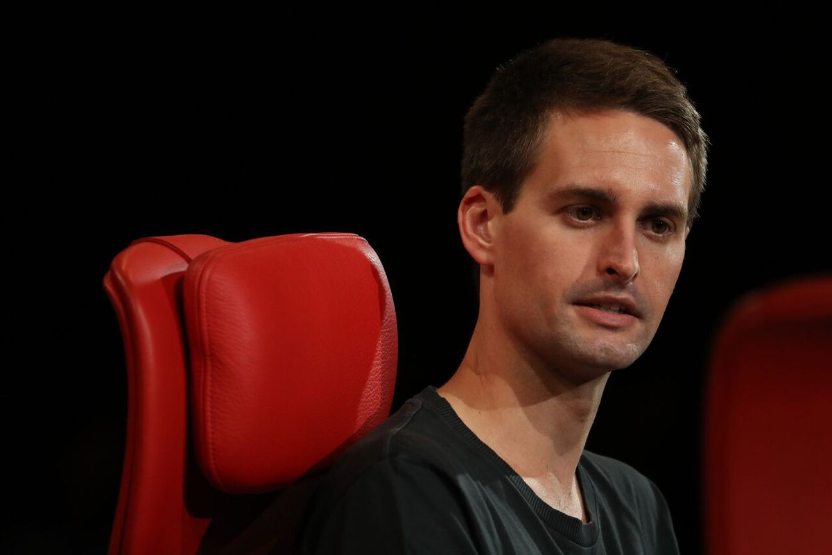 Evan Spiegel, Snap co-founder and CEO