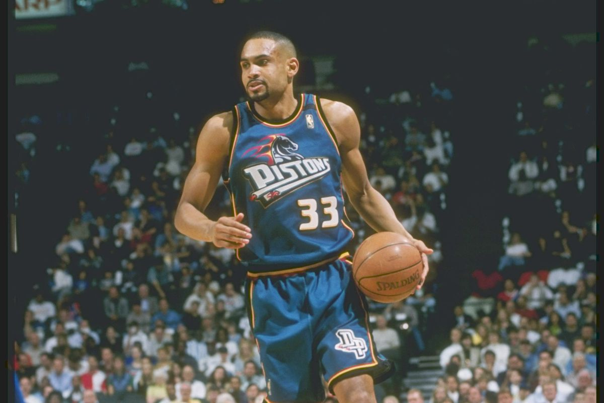 online retailer f1ac4 45314 We will always love these '90s NBA jerseys - SBNation.com