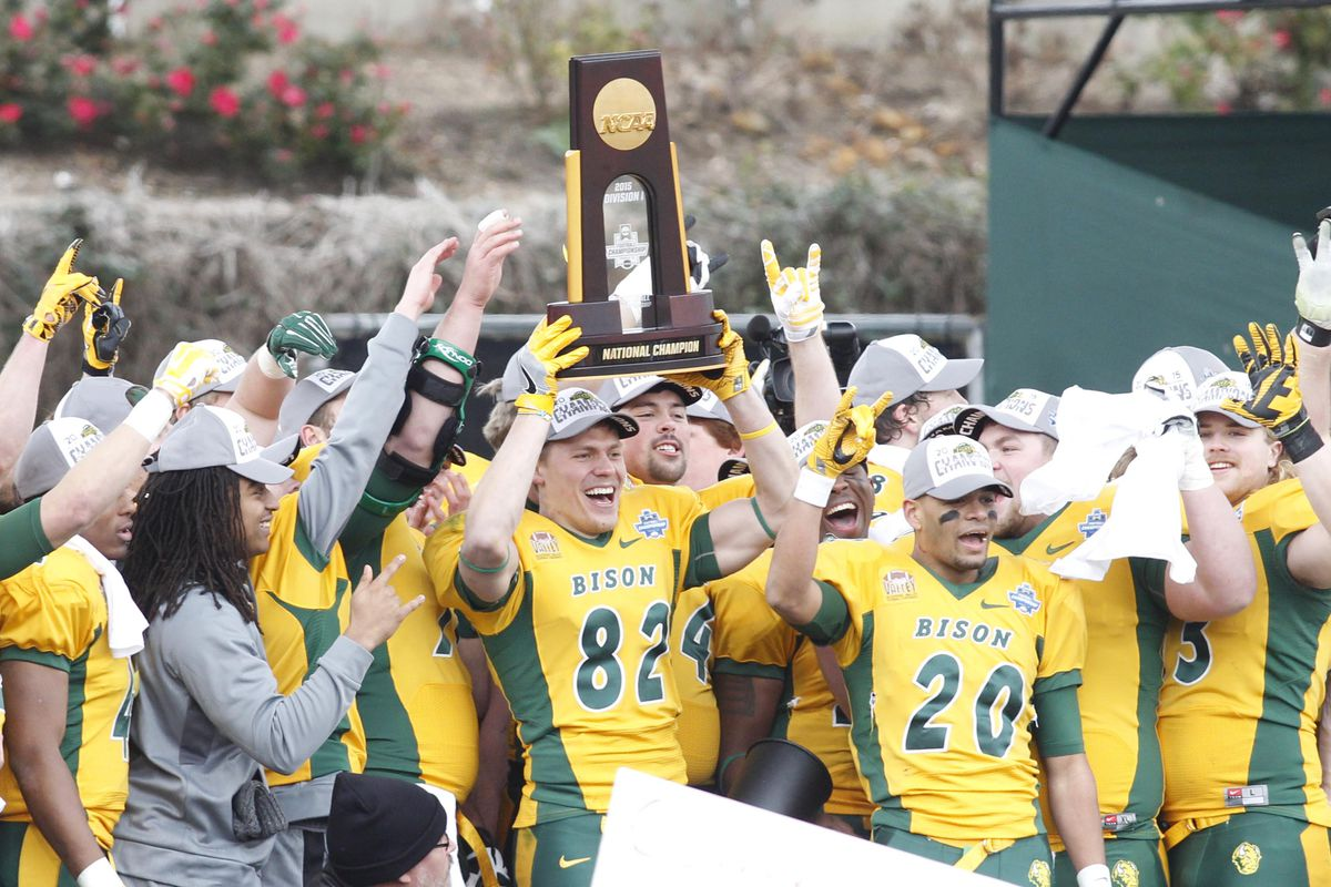 Ndsu jacksonville state betting line national television awards betting trends