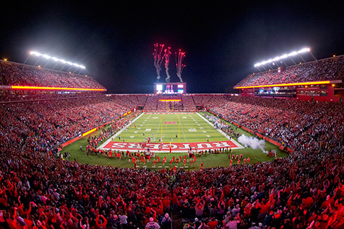 Rutgers Attendance Some Day People You Re Gonna Be Sorry You Missed Out On The Banks