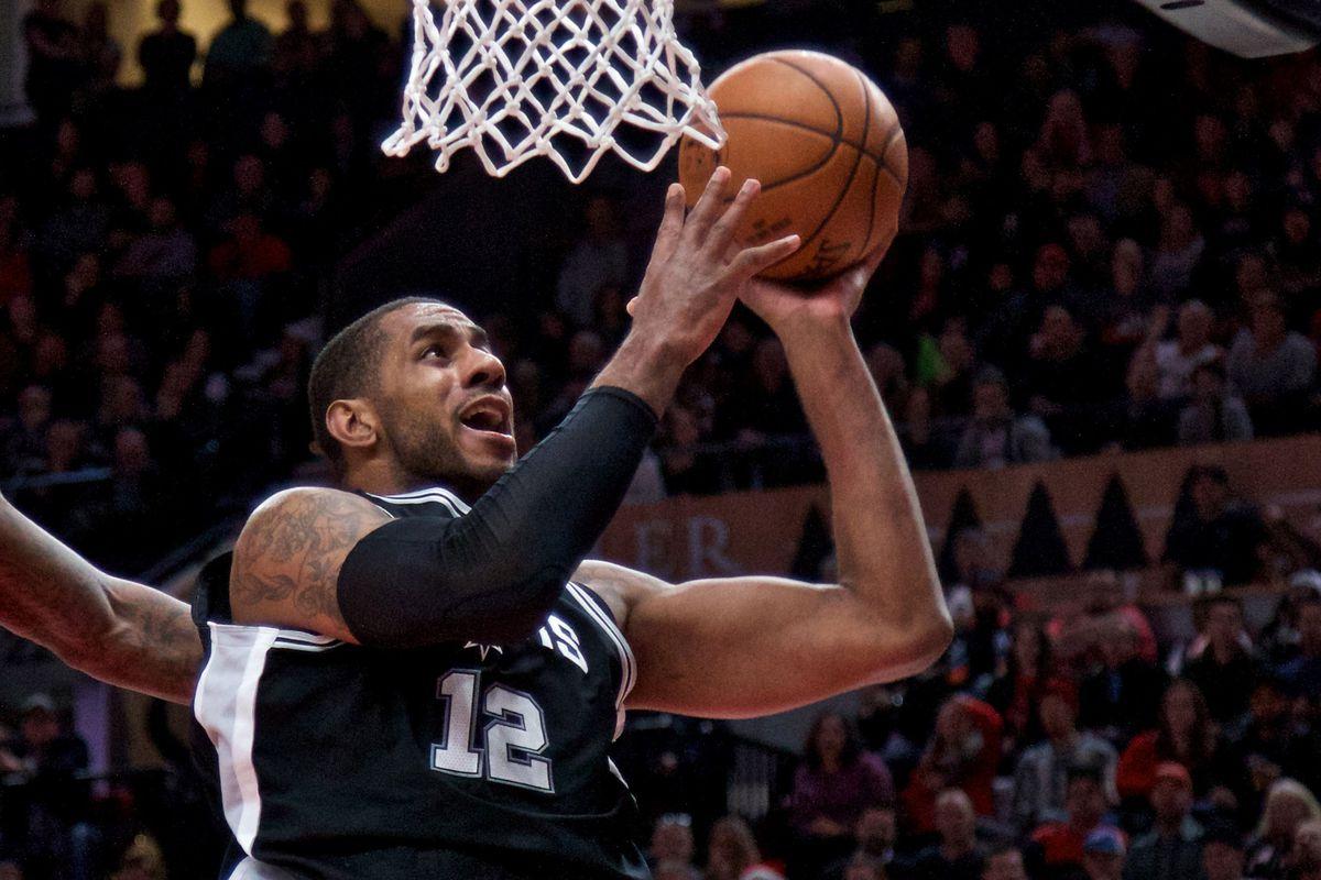 NBA: San Antonio Spurs at Portland Trail Blazers