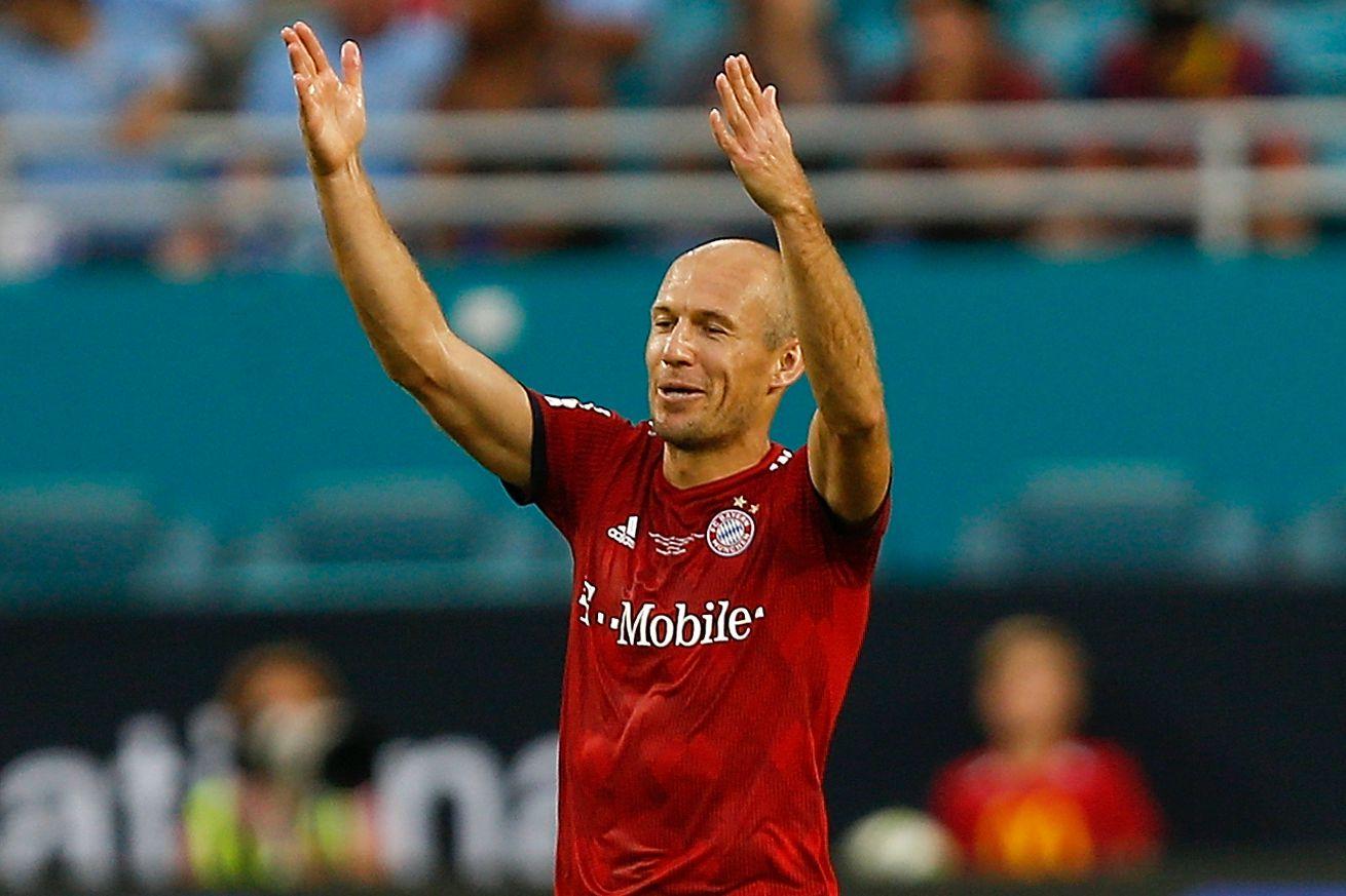 9afa7cef1 Robben  Bayern  simply aren t good enough  to talk titles - blogs de ...