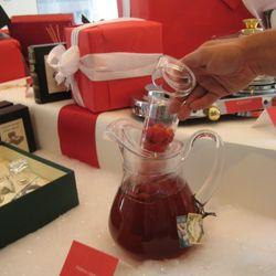 Padma Lakshmi's Tea Infuser