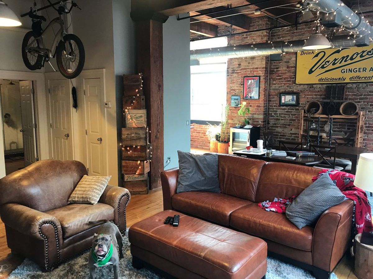 For 3 100 A Month A Furnished Corktown Loft Curbed Detroit