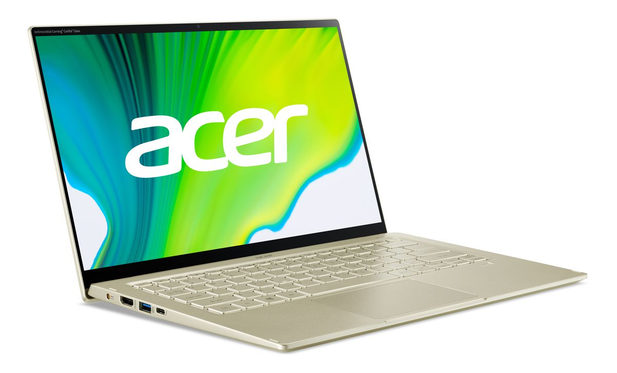 The Acer Swift 5.