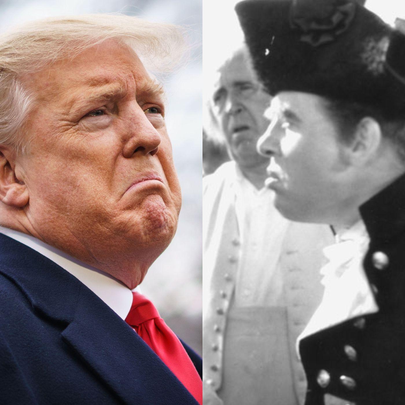 Trump's bizarre Mutiny on the Bounty tweet is revealing - Vox