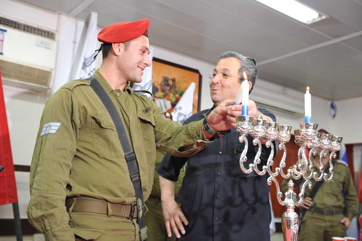 hanukkah israel