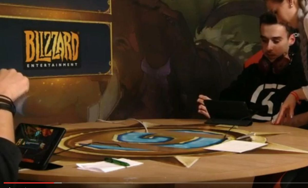 Hearthstone disconnect