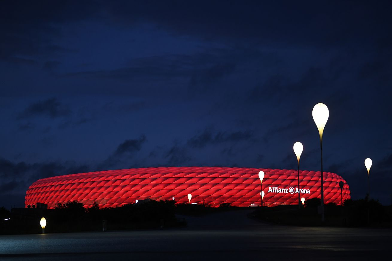 Bayern Munich to allow 7500 fans into the Allianz Arena