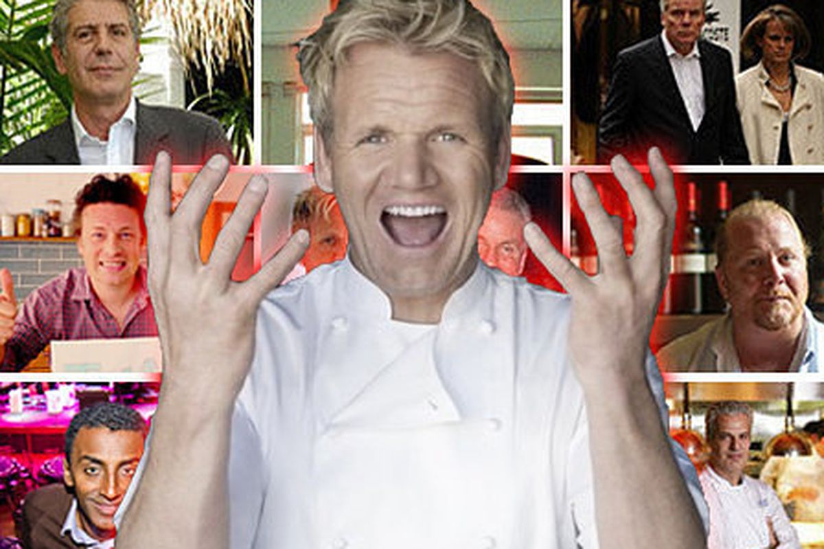 10 people who have gordon ramsay on their shitlist eater now that gordon ramsay has managed to piss off even more people with the revelation that he has applied for uk trademark rights to the spotted pig the m4hsunfo