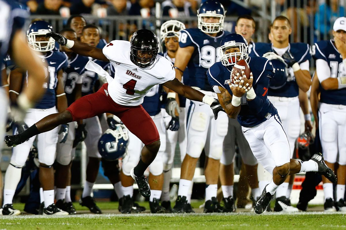 Could the curtain drop on UMass football?