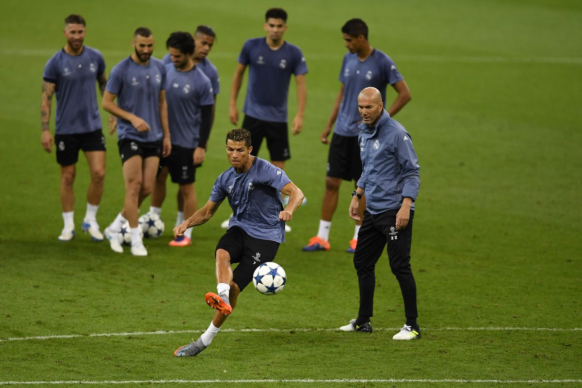 Potential outcome of Zidane's rotation policy at Madrid