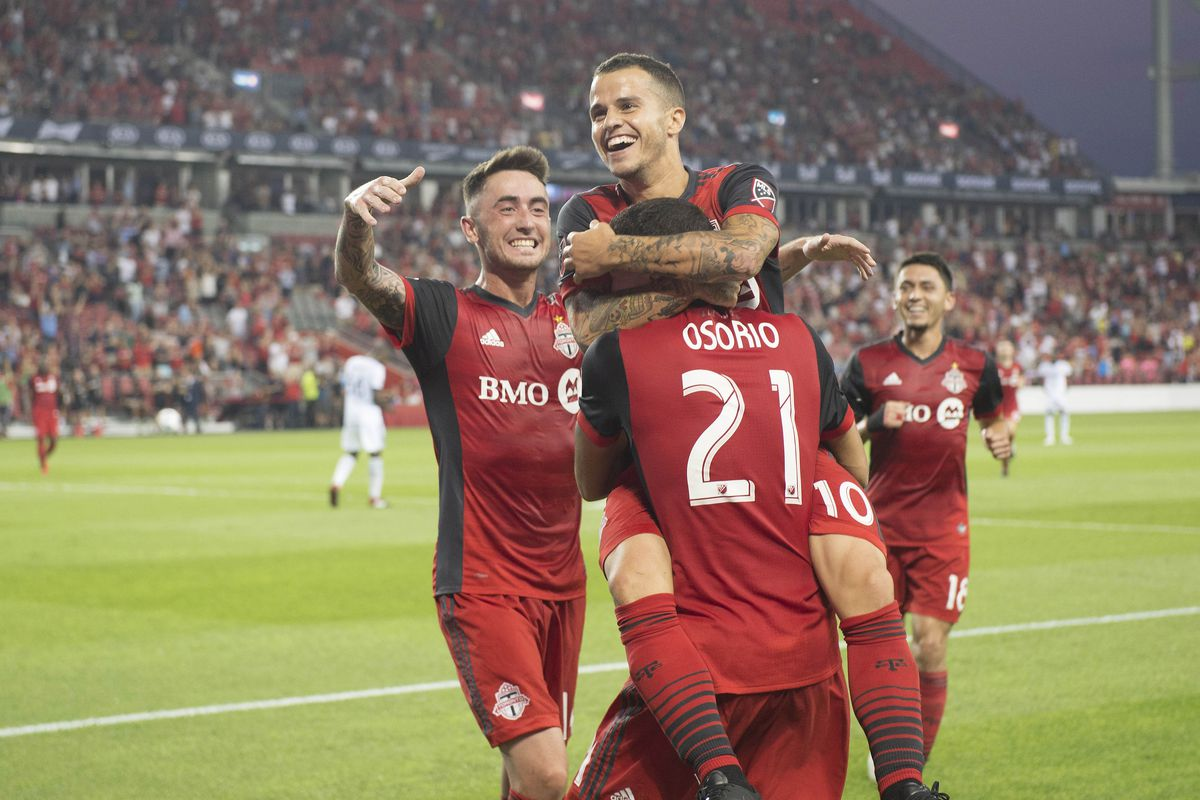 Rate The Reds Toronto Fc   Vancouver Whitecaps What A Marvellous Performance From Toronto Fc