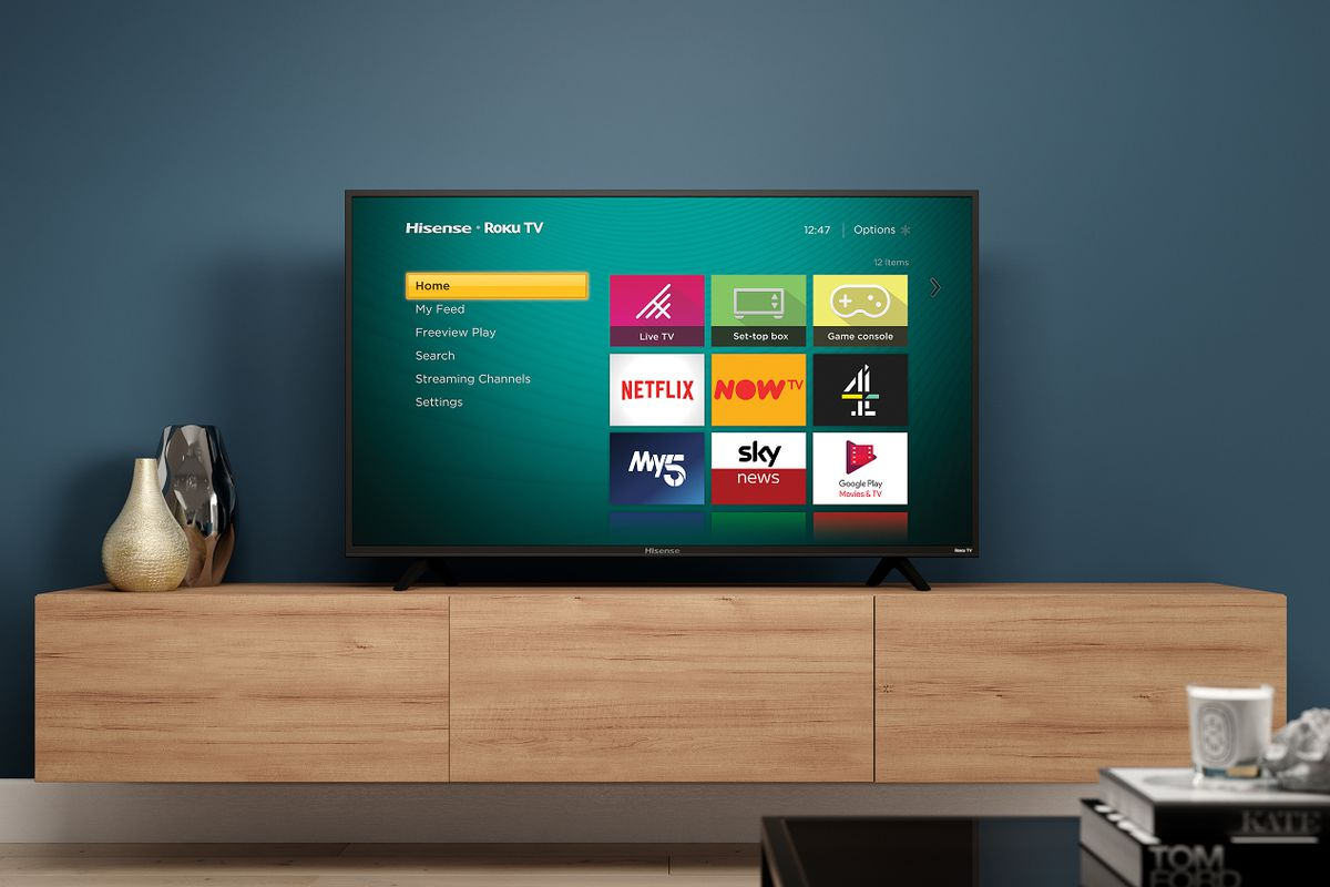 Roku TV is coming to the UK with Hisense's upcoming sets