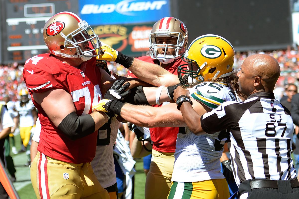 c070f4da 49ers-Packers preseason 2016: Score updates, tv schedule, live stream,  injuries