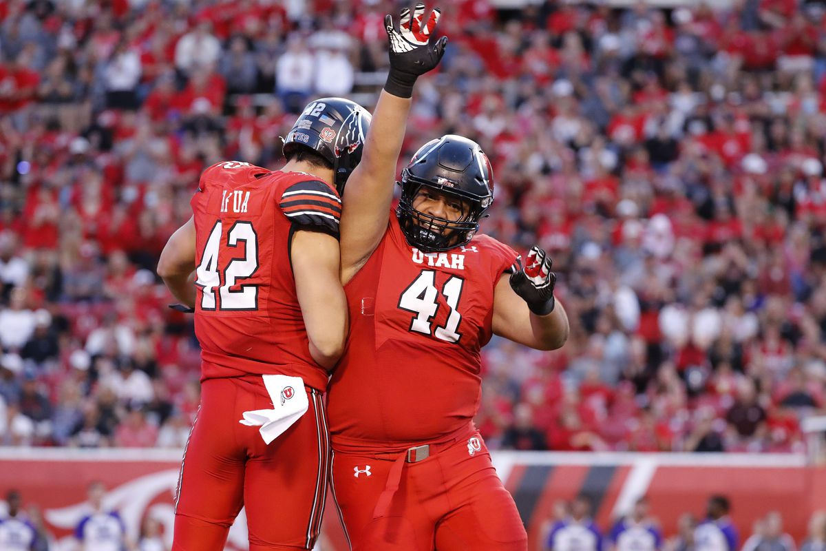 NCAA Football: Weber State at Utah